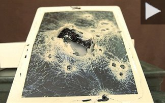 Shooting the New iPad