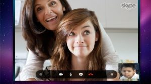 Skype 5.6 for Mac in Full Screen Mode for OS X Lion -Download
