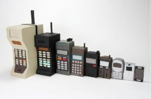 The Evolution of Mobile Phones by Kyle Bean