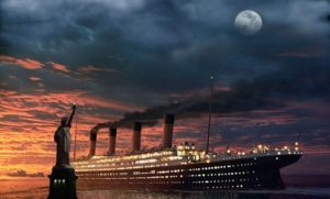 The Titanic Sank Because the Moon Was