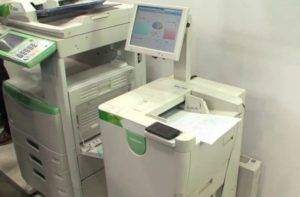 Toshiba Tech Copier System will Use Erasable Ink