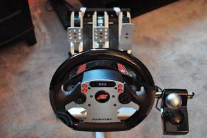 Vibrating Steering Wheel