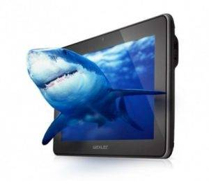 WEXLER.TAB 3D: Low Cost 3D Tablet with Android 4.0