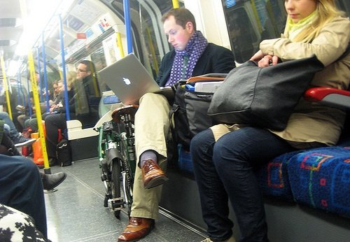 Wi-Fi in the Subway