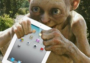 i0n1c - About to Start Cracking the New iPad