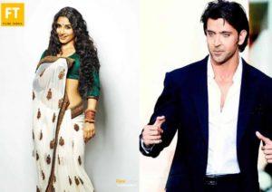 Hrithik Roshan will Romance to Vidya Balan