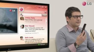 LG has Everything Ready for You to Talk to Your TV