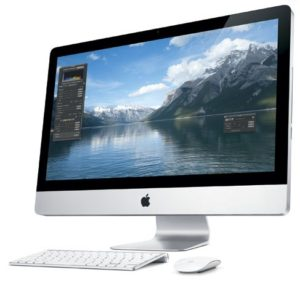Redesign of the iMac