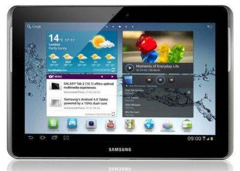 Samsung New Tablet