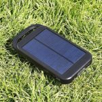 Solar Charger for Gadgets -1