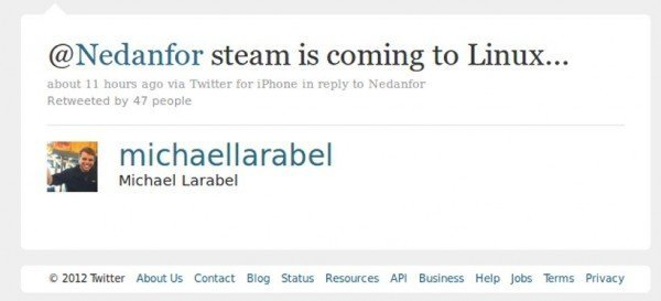 The Steam Coming to Linux 9