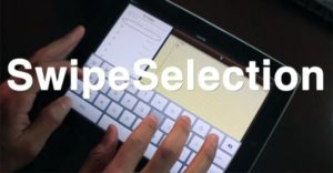 SwipeSelection