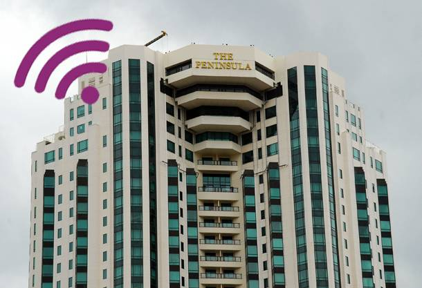 The Wi-Fi Hotels used to Spread Malware 1