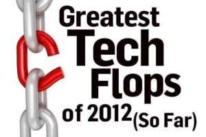 Biggest IT Flops of the Year 2012 7