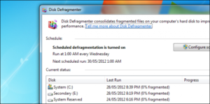 Why Linux Does not Need to Defragment Your Disk? 1