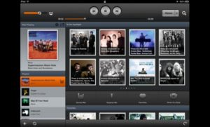 Groove 2, Music Player For IOS