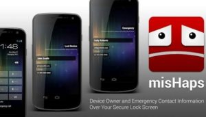 Leave Messages on Android Locked Screen  1