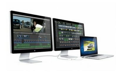 MacBook Pro Retina: Support for Three Additional Displays 3