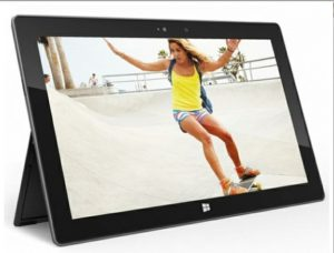 When Microsoft's Partners do not Believe the Success of the Tablet Surface 1
