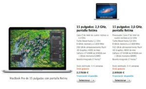 New MacBook Pro Announcement of the Retina Screen 1