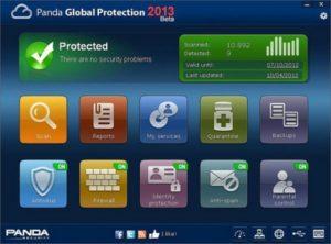 Panda Global Protection 2013 1