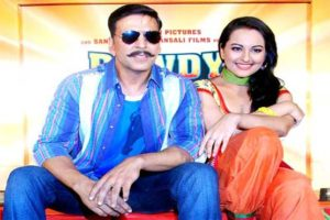 "Bollywood`s ""Rowdy Rathore"" Moving Towards Top Five Movies 1"