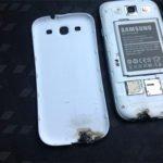 Samsung Galaxy S III Blockbuster Suddenly Exploded! 2