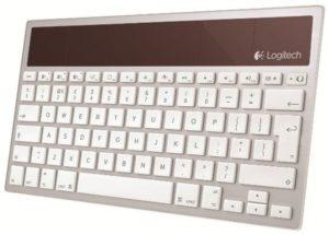 Solar Keyboard from Logitech 1