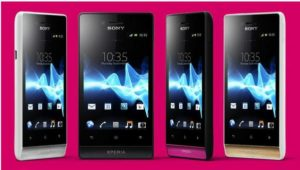 Sony Xperia Look: Smartphone for Lovers of Facebook 1