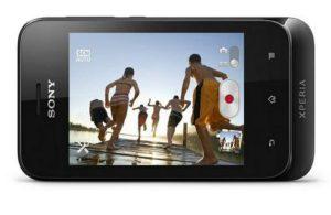 Sony Xperia Type: Input Range of Sony now with Dual SIM 1