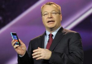 Nokia CEO Suspected of Spying by Microsoft 1