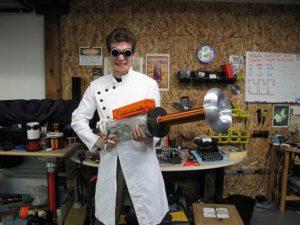 Tesla Gun: The First Gun that Shoots Lightning (Video) 1