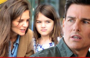Tom Cruise Filed Divorce to Katie 1