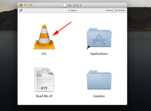 How to Install and Use VLC on Mac OS X? 1