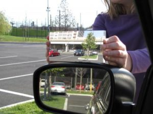 "Mathematician Invents Mirror that Ends the ""Blind Spot"" 1"