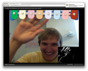 WebRTC: Chrome Beta Lets you Use your Webcam Without Plug-in 4