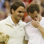 Wimbledon 2012 Final Federer Leads Murray! 3