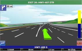 Nokia Started Developing 3D-Navigation NAVTEQ True 1