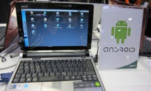How to Install Android on a Netbook 1