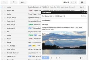 Gmail: A new way of Writing 1