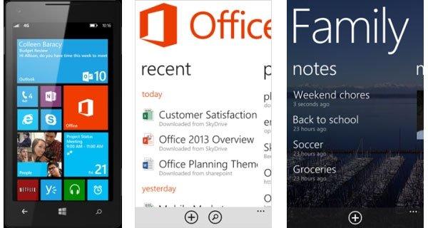 Microsoft Office for Windows Phone 8 1