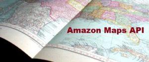 Amazon Releases Maps API 1