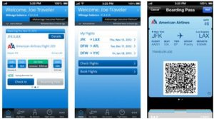 Download American Airlines Updated iPad App with New GUI 1