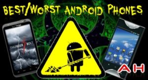 "5 Android Phones ""Boring"" in the world 1"