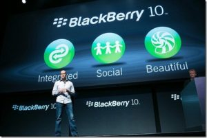 BlackBerry 10 : Prototype and Other News 1