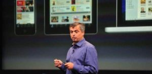 Eddy Cue, The Trump Apple 1
