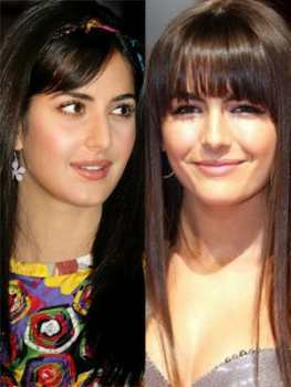 Five Bollywood Actresses Look Exactly Like Hollywood Actresses 2
