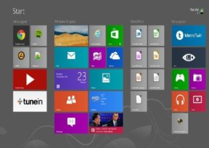 How to Change the Number of Rows on the Home Screen of Windows 8 1