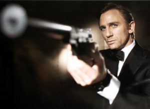 How Much Does it Cost to be the James Bond [Infographic] 1
