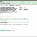 Download Adobe Lightroom 4.3 RC With Retina Display  1
